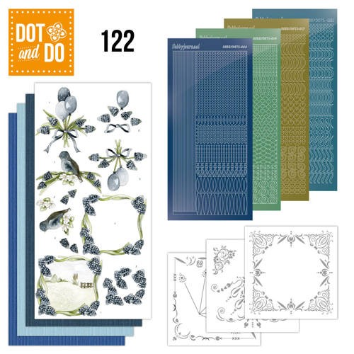 Dot & Do 122: Blauwe druifjes