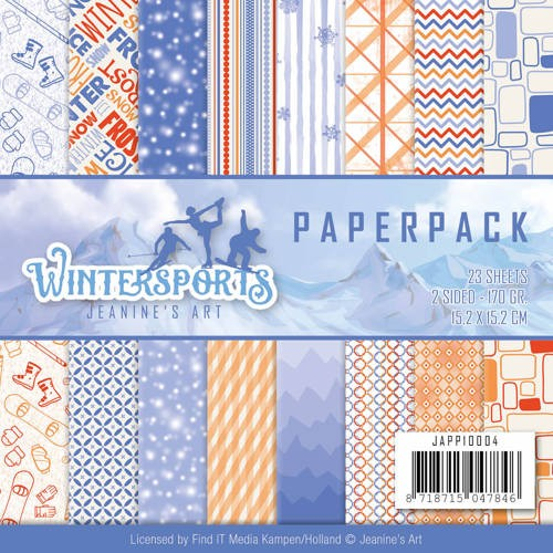 Paperpack Wintersports