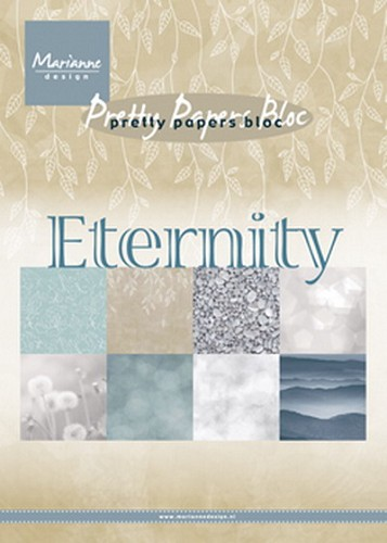 Pretty paper bloc Eternity