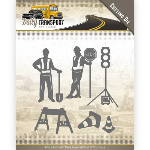 Daily Transport: Road Construction