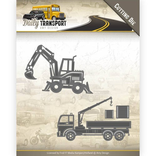 Daily Transport: Construction Vehicles