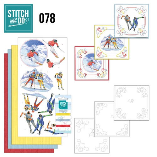 Stitch and Do 78 Wintersports