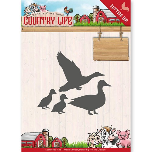 Country Life Ducks