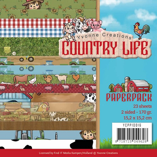 Country Life Paperpack