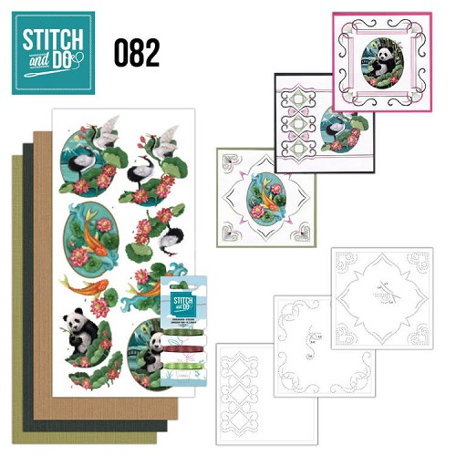 Stitch and DO 82: Oriental
