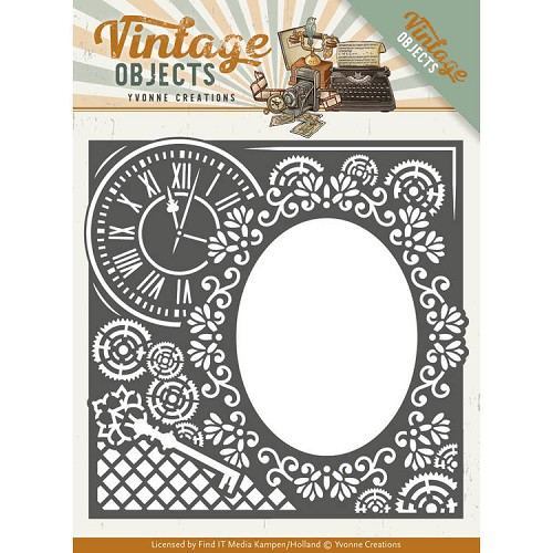 vintage objects:Endless Times Frame