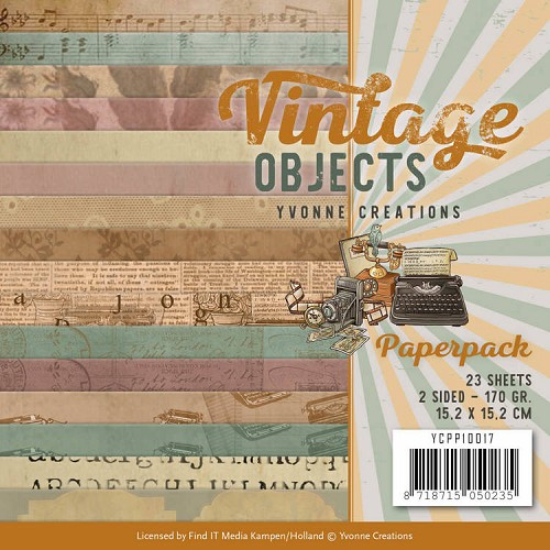 vintage objects: Paperpack