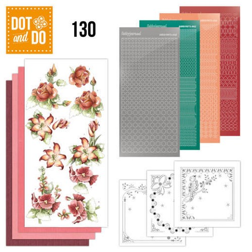 DOT & DO 130: Timeless Red Flowers