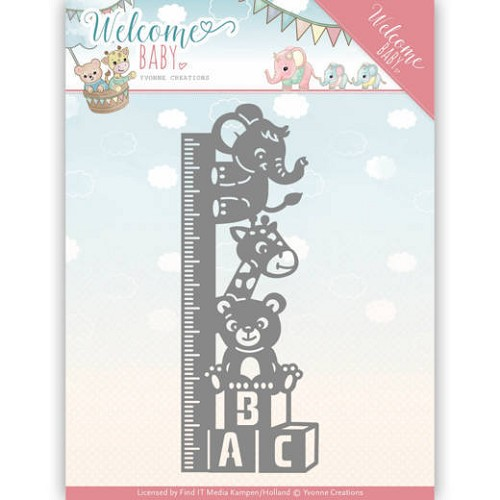 Welcome baby:  Growth Chart