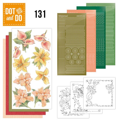 Dot & DO 131: Yellow Flowers