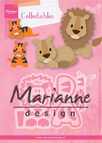 Collectables Eline`s Lion-tiger