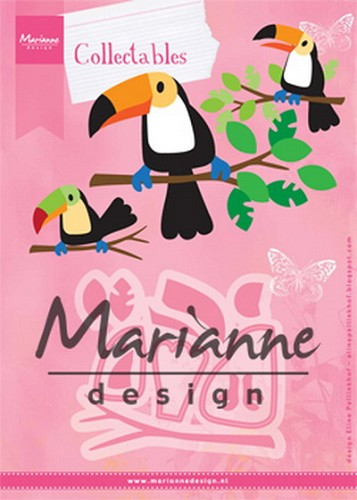 Collectables Eline`s Toucan