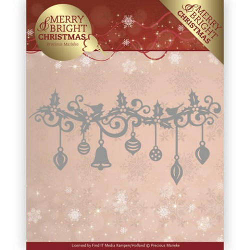 Merry & Bright christmas: Christmas Garland