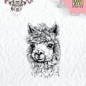 Clearstamp animals: Lama