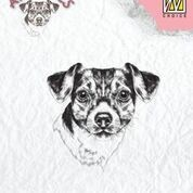 Clearstamp animals: Dog