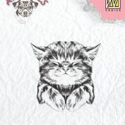 Clearstamp animals: Pussycat