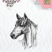 Clearstamp animals: Horse