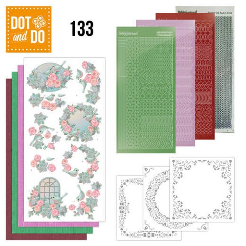 Dot & Do 133: Vogels en Rozen