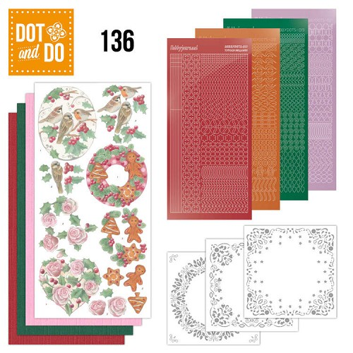 Dot & Do 136: Christmas Florals