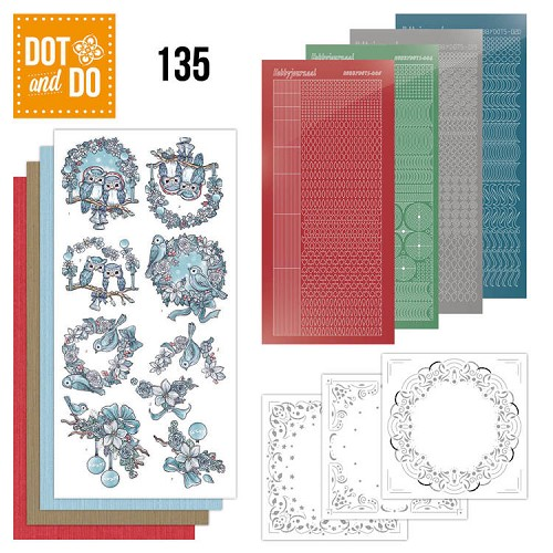 Dot & Do 135: Christmas Feelings