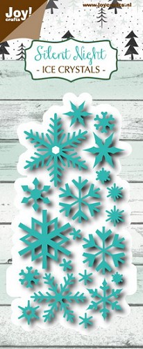 Joy Crafts: Ice Crystals