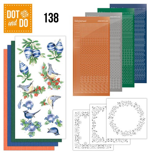 DOT & DO 138: Blue Christmas