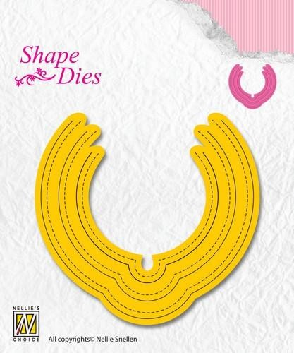 Shape Dies: Round cover