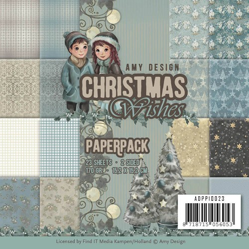 Christmas Wishes: paperpack