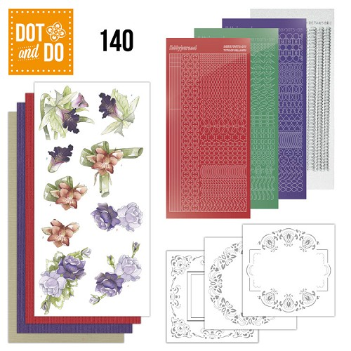 Dot & Do 140: Winterbloemen