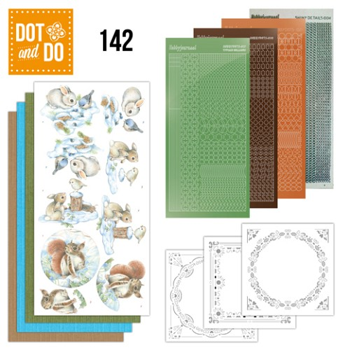 Dot & Do 142: Winter