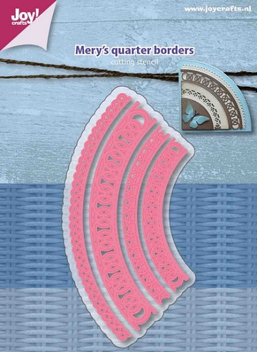 Joy! Mery`s quarter border