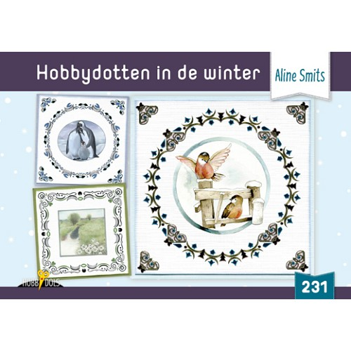 Hobbydols 231: Hobbydotten in de winter