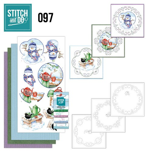 Stitch and do 97: Warm winter