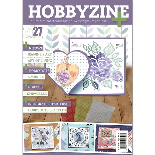 Hobbyzine Plus nr. 27 nov-dec 2018