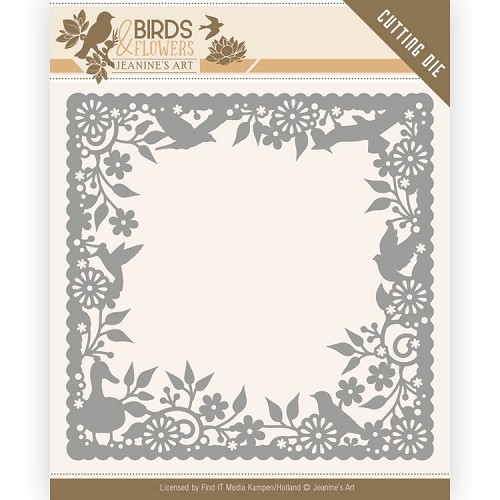 Birds & Flowers: Birds Frame