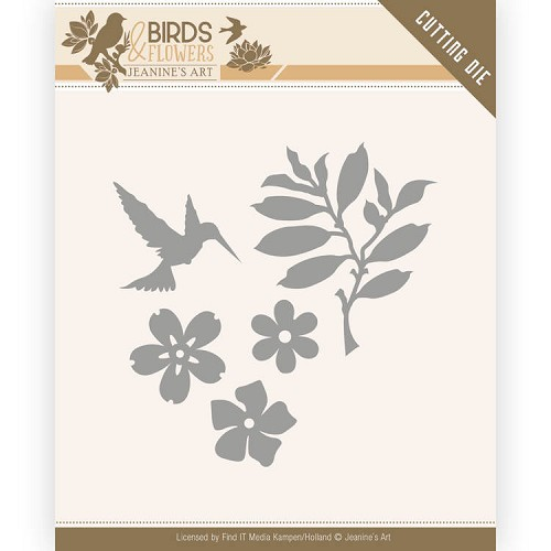 Birds & Flowers: Birds Foliage