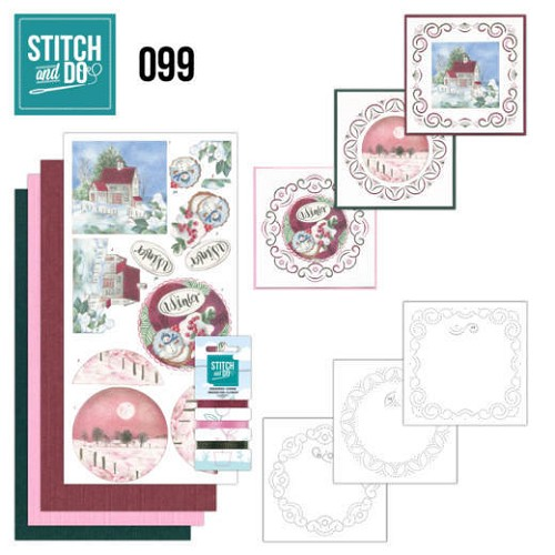 Stitch and do 99: Winter Night
