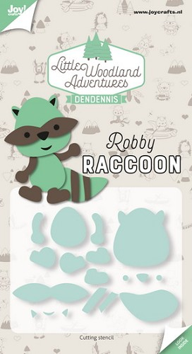 LWA Robby Raccoon