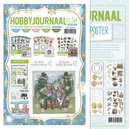 Hobbyjournaal 166+The Best of 2018 poster