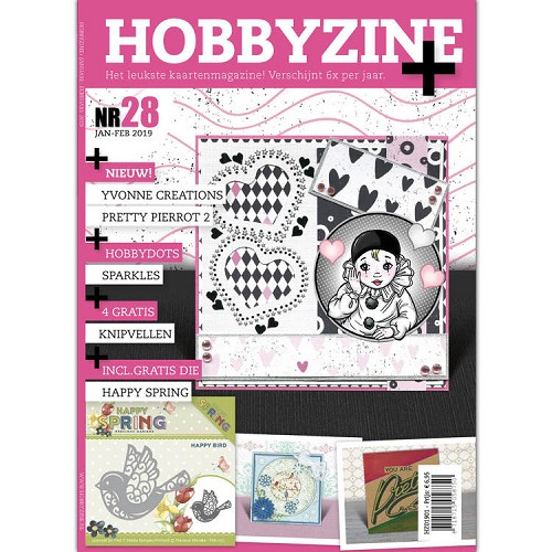 Hobbyzine plus nr 28 jan-feb 2019