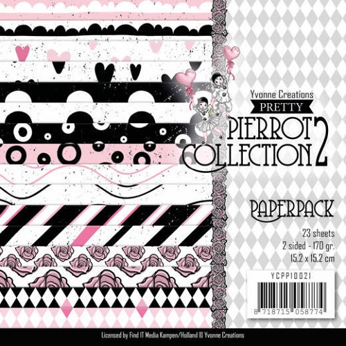 Pretty Pierrot 2 - Paperpack