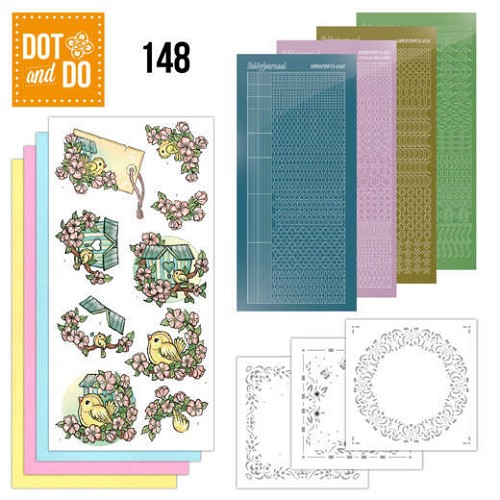 Dot & Do 148: Spring birdhouses