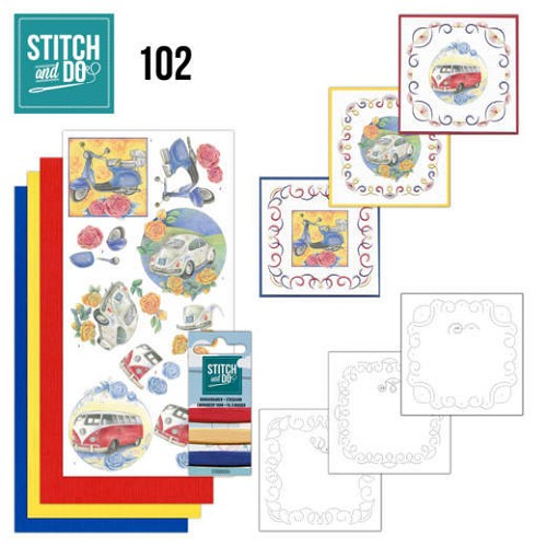 Stitch and do 102: Oldtimers