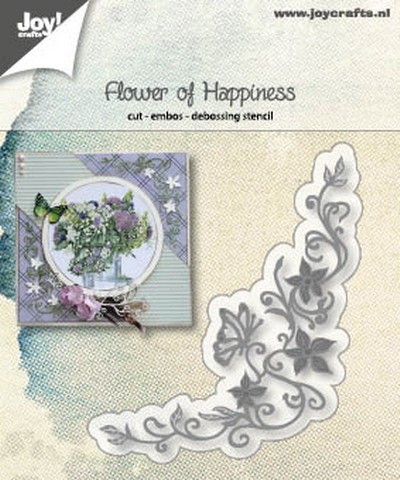 Joy Crafts Mal: Flower of Happines