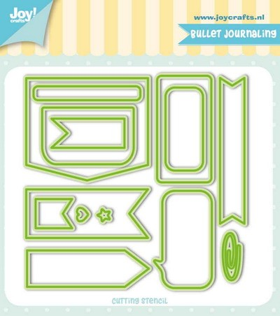 Joy Crafts Mal: Jocelijne bullet journaling