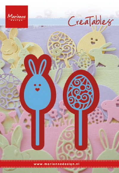Creatables: Easter Pins