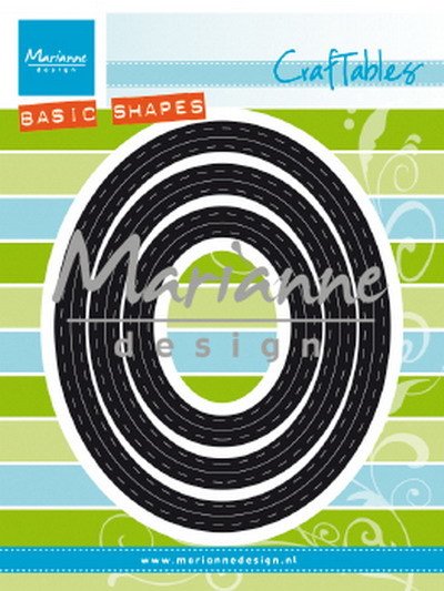 Craftables: Basic pptout ovals