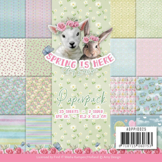 Spring is Here: paperpack