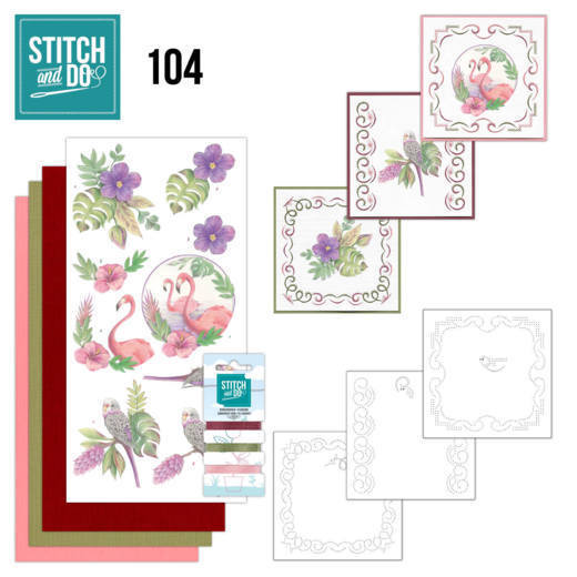 Stitch and Do 104: In the Tropics