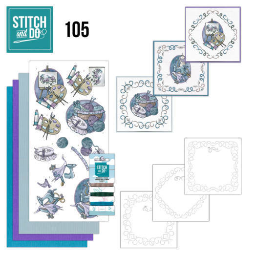 Stitch and Do 105: Crafting